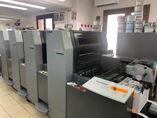 Heidelberg SM 52-4 单张纸胶印机