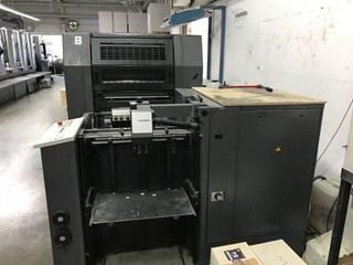 Heidelberg SM 52-2-P 单张纸胶印机