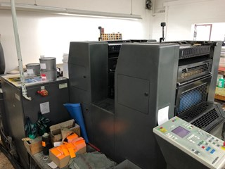 Heidelberg SM 52-2 Minus Sheet Fed