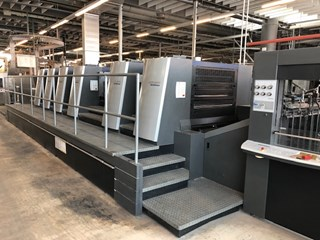 Heidelberg  XL 105-5-P+L(X3) Sheet Fed