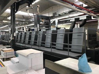 Heidelberg XL 105-LYY-7+ LYYL (X3) Sheet Fed