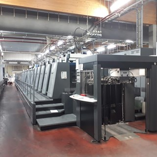 Heidelberg XL 105-5Y+LYY-P-5+LX3 Sheet Fed