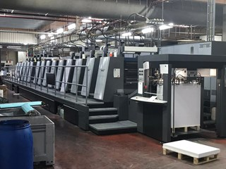 Heidelberg XL 105-5Y+LYY-P-5+L(X3) Sheet Fed
