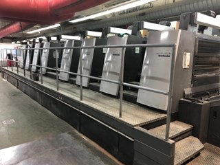 Heidelberg SM XL 105-8-P Sheet Fed
