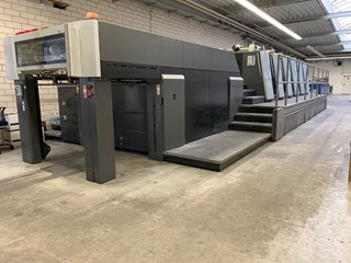 Heidelberg SM XL 105-5+L(X2) 单张纸胶印机