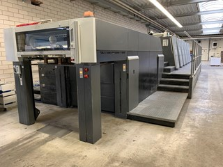 Heidelberg SM XL 105-5+L(X2) Sheet Fed