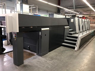 Heidelberg  XL 106-5+L(X2) UV Sheet Fed