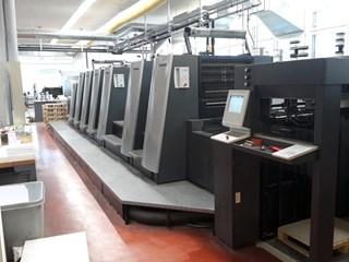 Heidelberg  XL 75-6-P+L-C LE UV Hybride Sheet Fed