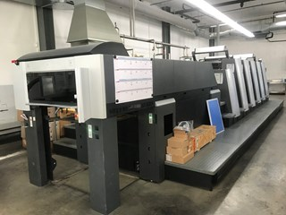 Heidelberg SM XL 75-5+L(X2)-C UV Sheet Fed