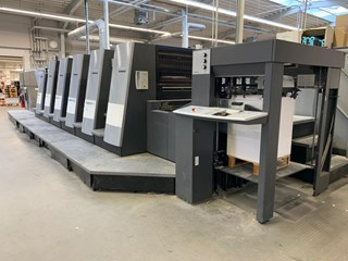 Heidelberg SM XL 75-5+L(X2)-C Sheet Fed