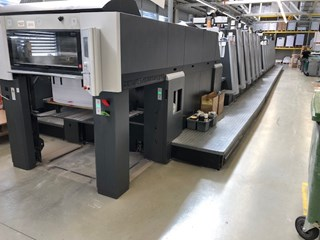 Heidelberg SM XL 75-5-LYY(P9)+5+L(X2)-C Sheet Fed