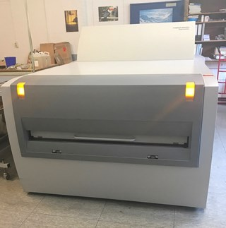 Heidelberg Suprasetter 105 SCL CTP-Systems