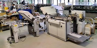 Heidelberg Stahlfolder TD 52-4-4-Aut Folding Machines