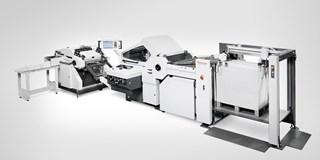 Horizon AFC-746-F+PSX-56 Folding Machines