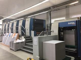 KBA Rapida 145 SIS-6+L CX FAPC ALV2 Machines offset à feuilles