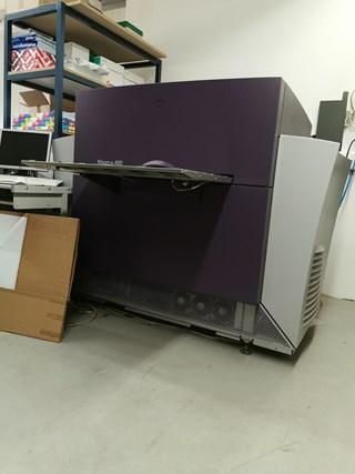 Kodak Magnus 400 CTP-Systems