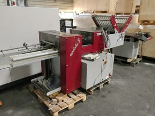 Petratto Cordoba 3-BA Folding Machines