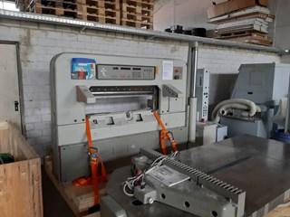 Polar 115 EMC Monitor Guillotines/Cutters