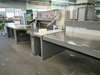 Polar 155 ED Guillotines/Cutters
