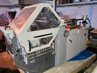 Heidelberg Stahlfolder Ki-55-4KTL Plegadoras de papel