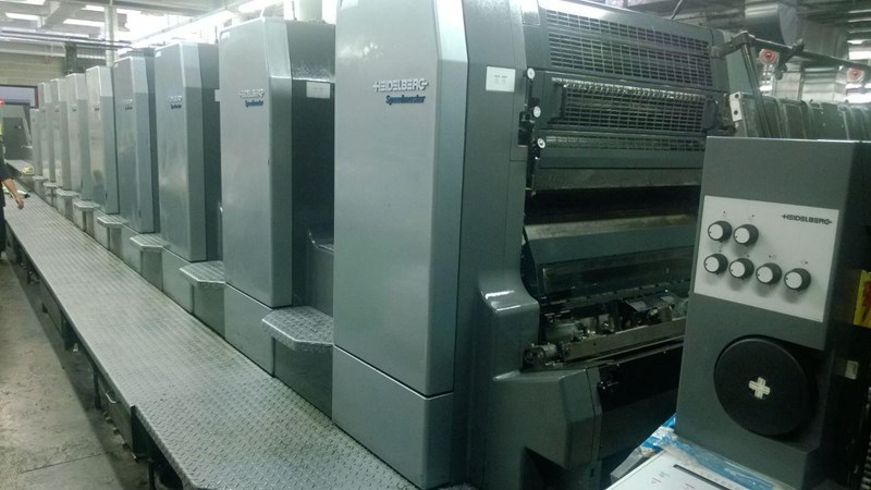 Show details for Heidelberg CD 102-8+L(X)