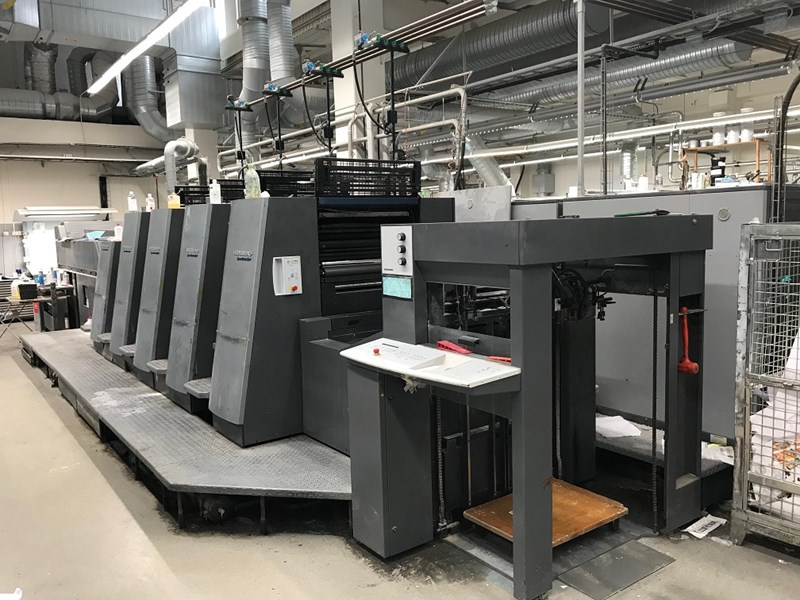 Show details for Heidelberg CD 74-4+L(X2)-C