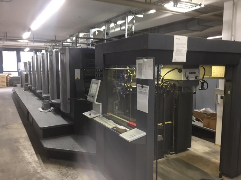 Show details for Heidelberg CX 102-5+L(X2)