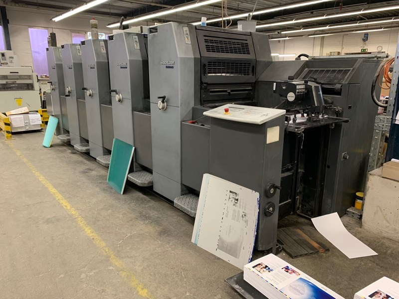 Show details for Heidelberg PM 52-5