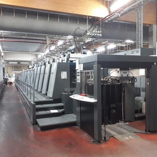 Heidelberg XL 105-5Y+LYY-P-5+LX3