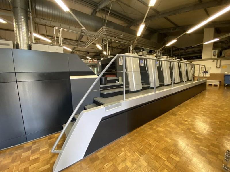Show details for Heidelberg SM XL 106-5+L(X3) Hybrid LE UV