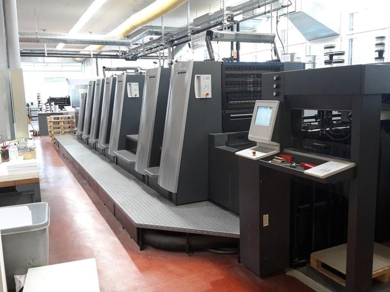 Show details for Heidelberg  XL 75-6-P+L-C LE UV Hybride