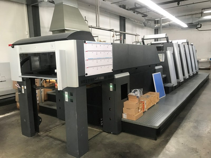 Show details for Heidelberg SM XL 75-5+L(X2)-C UV