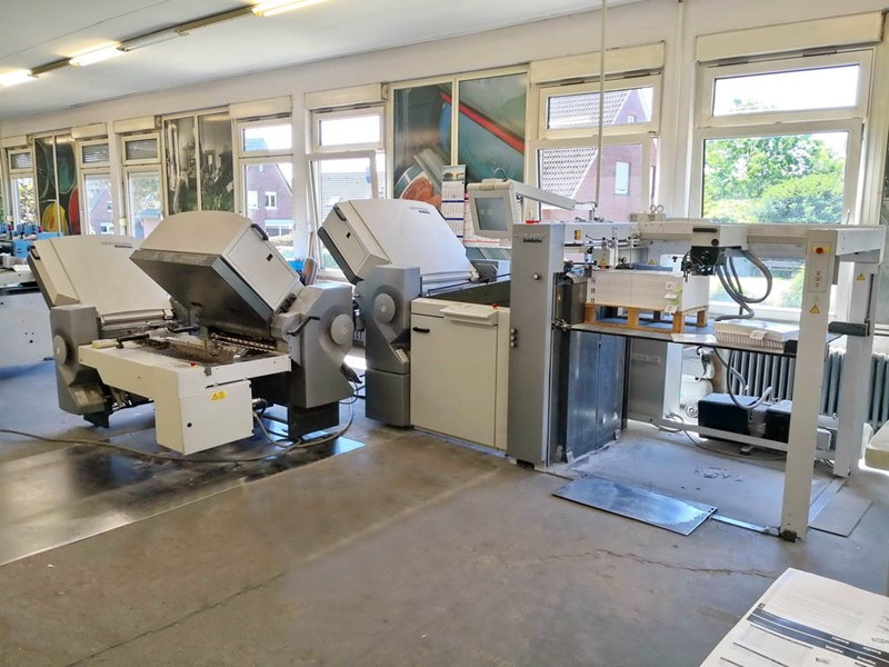 Show details for Heidelberg Stahlfolder TH 82/4-6-2