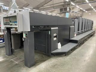 Heidelberg CD 102-6+LX 单张纸胶印机