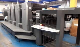 Heidelberg CD 102-4 单张纸胶印机