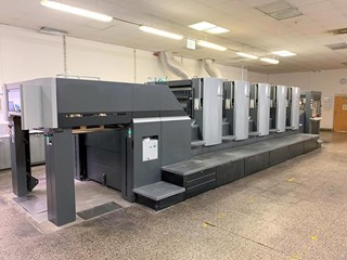 Heidelberg CD 102-5 Sheet Fed