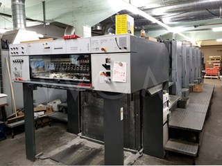 HEIDELBERG SM 102-5P3 Sheet Fed