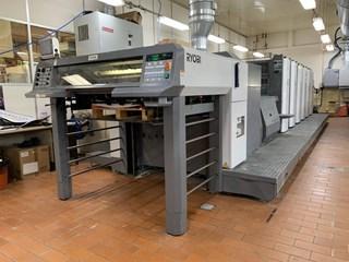 Ryobi 925-D Machines offset à feuilles