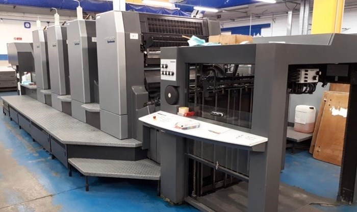 Show details for Heidelberg CD 102-4