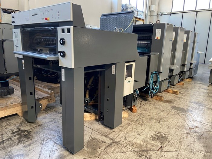 Show details for Heidelberg SM 74-4PH