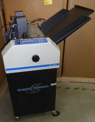 Graphic Whizard GW 8000 P Numbering Machines & Units