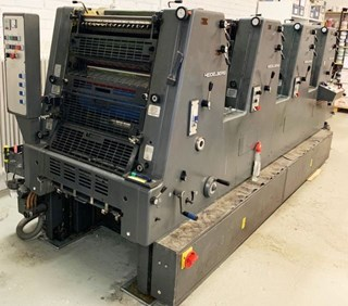 Show details for Heidelberg GTOVP 52+ (w. N+P)