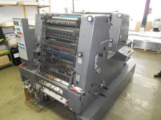 Heidelberg GTOZ 52+ (w. N+P) Machines offset à feuilles