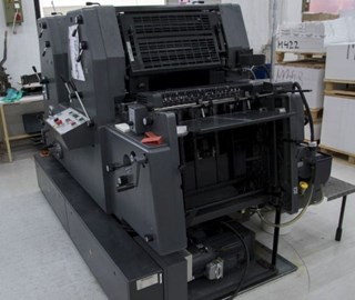 Heidelberg GTO 52-2+ (w. N+P) Sheet Fed