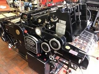 Heidelberg KORD 64 Gebrauchte Bogenoffsetmaschinen