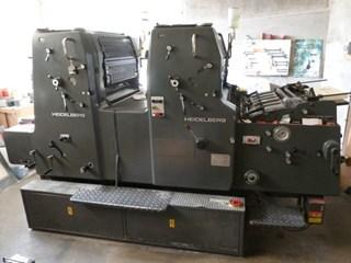 Heidelberg MOZP-E+ (w. N+P) 单张纸胶印机