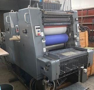Heidelberg MOZ-E+ (w. N+P) Gebrauchte Bogenoffsetmaschinen