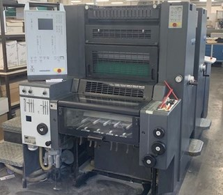 Heidelberg PM 52-2+ (w. N+P) Sheet Fed