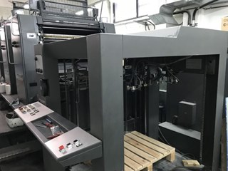 Heidelberg SM 102 VP Sheet Fed