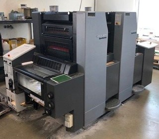 Heidelberg SM 52-2, straight Sheet Fed